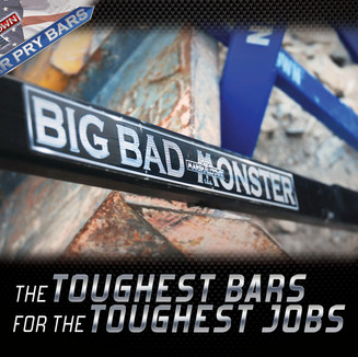 Monster Pry Bars Campaign