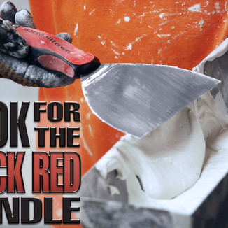 Look for the Brick Red Handle Campaign