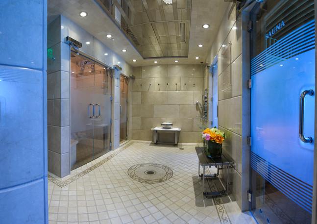 Steam Rooms/Sauna/Showers