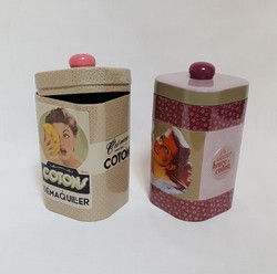 Boîte à coton
