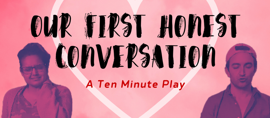 OUR FIRST HONEST CONVERSATION produced at Skylight Theatre