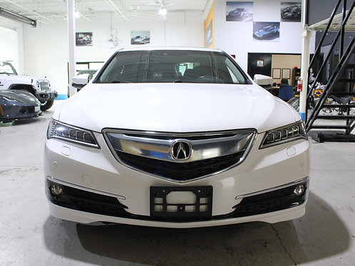 2015 Acura TL 3.5L V6 Teck package