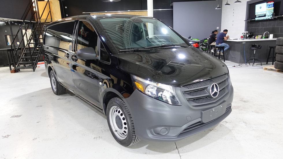 2018 Mercedes-Benz Metris 126' WB Cargo Van
