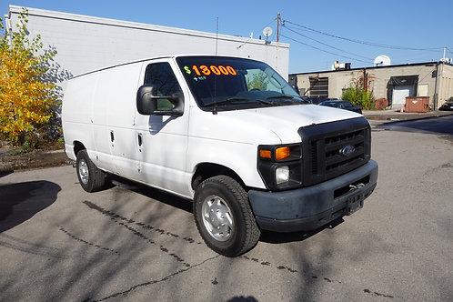 2012 E-250 Cargo Van