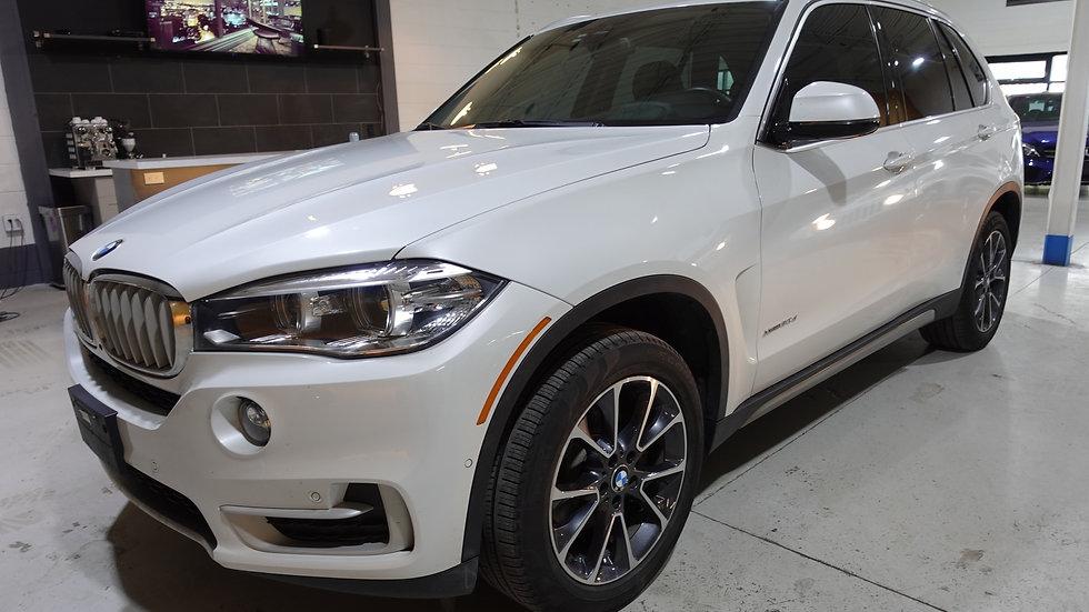 2018 BMW X5 xDrive 35d 7 Passenger