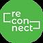 charity 'recconect' logo