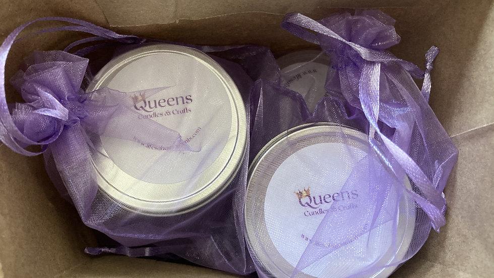 "Queens ""Lemon Fresh"" Candles"
