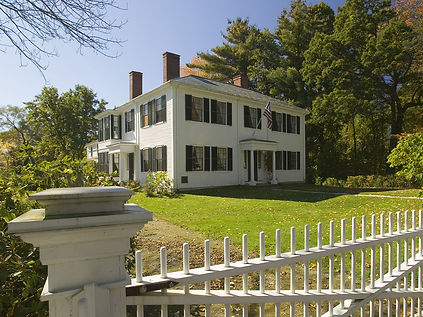 A historical site in Massachusetts