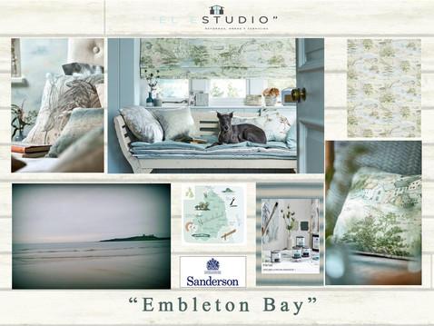 """""""Embleton Bay"""" la nueva colección de Sanderson"""
