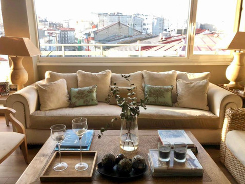 Reforma de salón en La Coruña