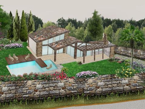 Como diseñamos una nueva casa