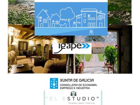 AYUDAS DEL IGAPE para reformar hoteles, albergues y casas de turismo rural