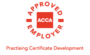 ACCA APPROVED EMPLOYER PRACTISING CERTIF