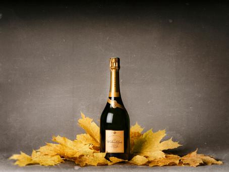 Cuvée William Deutz and the Spectacular vintage 2008