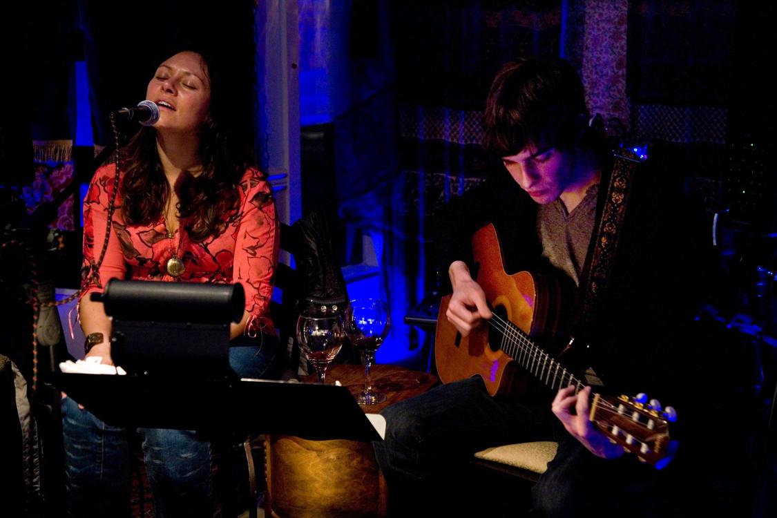 Monica da Silva & Chad Alger Acoustic Music