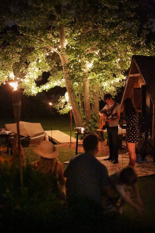 House Concert Acoustic Music - Grand Rapids, Michigan