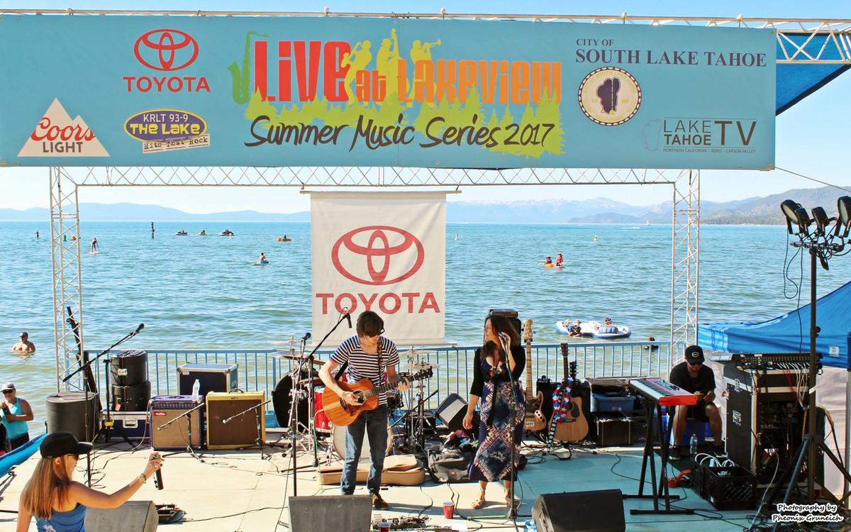 Live at Lakeview - South Lake Tahoe, California