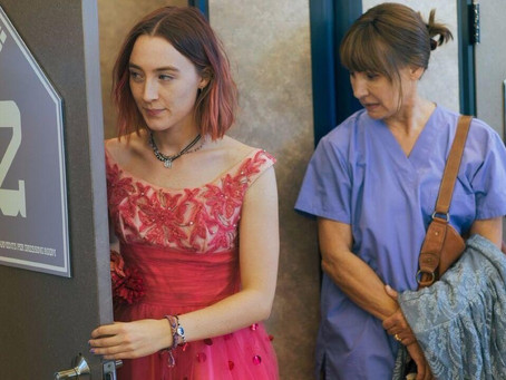 "FILM PLACEMENT - ""LADY BIRD"" FEATURES ""BACK TO HIS GIRL"" BY MONICA DRISCOLL"