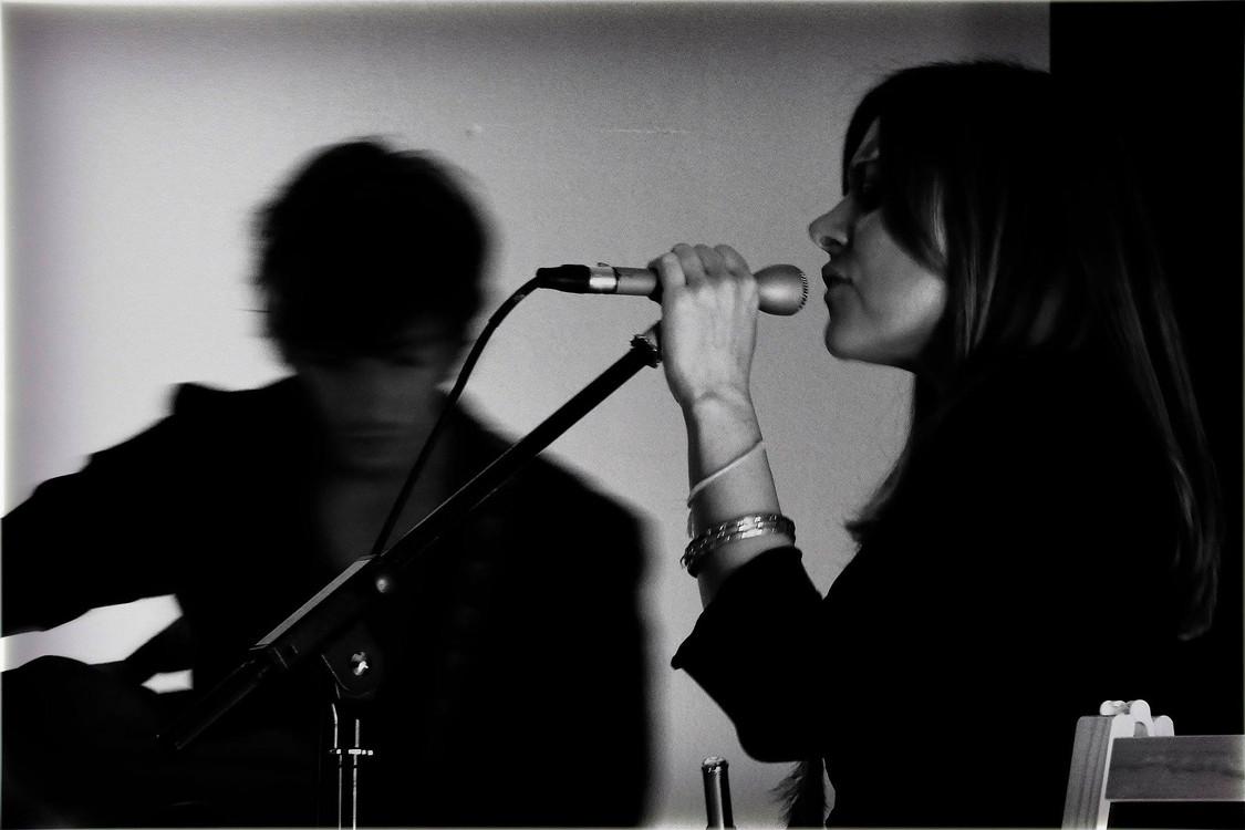 Monica da Silva and Chad Alger House Concert - Jacksonville, Florida