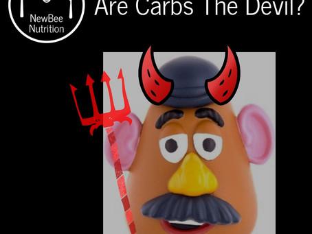 Are Carbs the Devil?