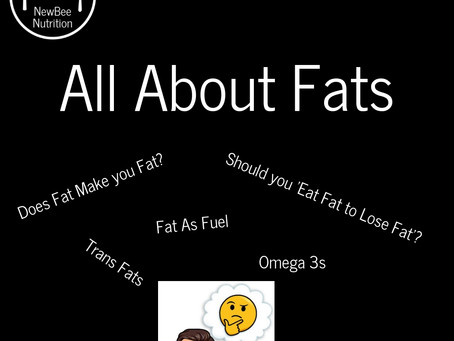 All About Fats