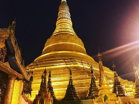 ミャンマー、ヤンゴンのシュエダゴンパゴダに行くときは、気をつけることが3点あります!