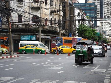 リュックひとつでバンコク旅