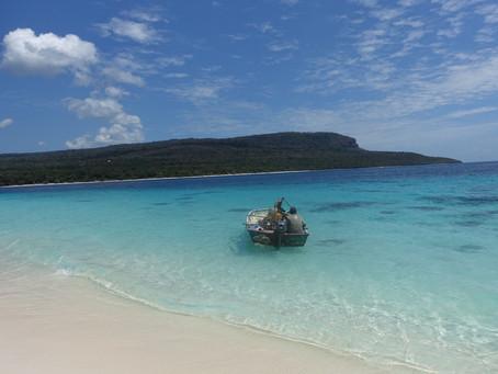 まるでプライベートビーチ?東ティモールの無人島、ジャコ島に行ってみよう