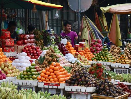 【カンボジア】バッタンバンでの過ごし方