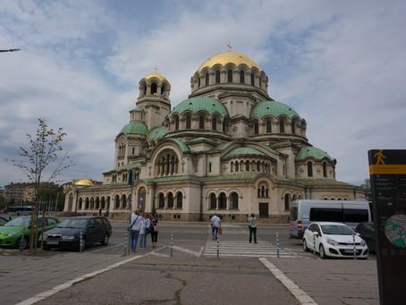 ブルガリアの首都ソフィアの回り方