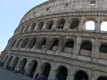 ローマのコロッセオ周辺で気をつけるべきこと