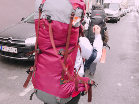 バックパックで行く旅はどんな感じ?バックパッカーの視点で語ります!