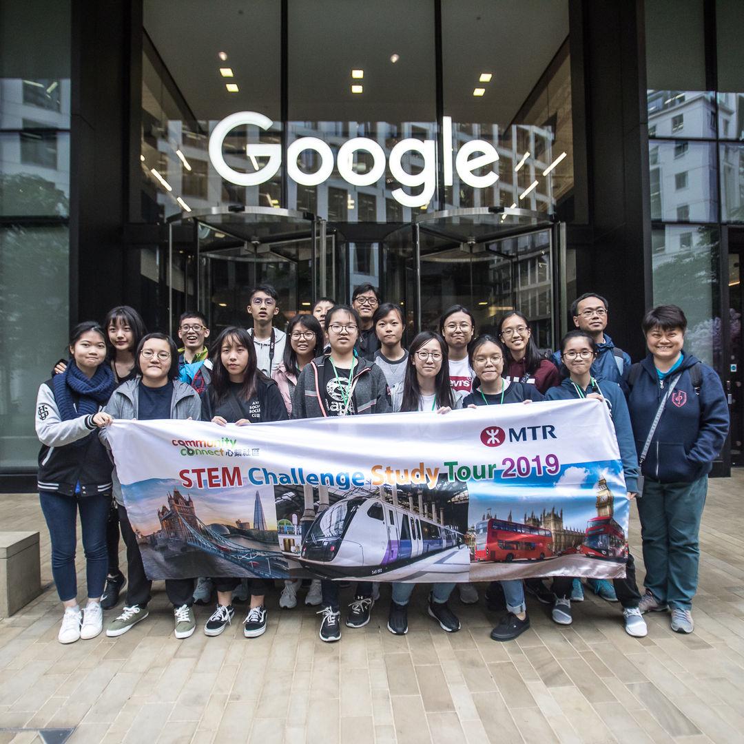 UK Study Tour - Google UK