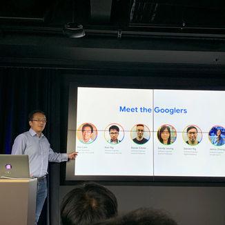 學習交流團 - 參觀Google UK