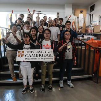 UK Study Tour - University of Cambridge Workshop