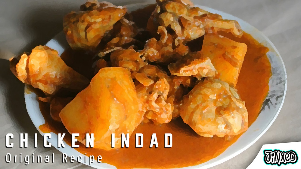 Chicken Indad | Manglorean Chicken recipe