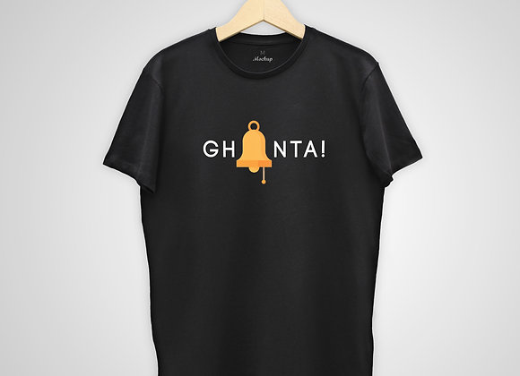 Ghanta - Men's Tee