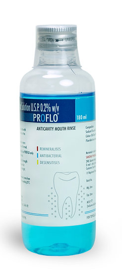 PROFLO Mouthwash - 180 ml