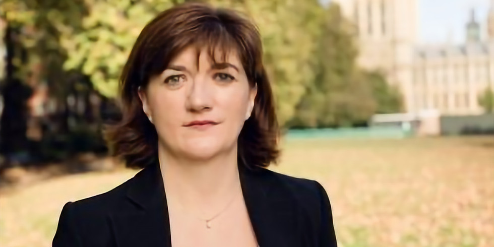 Networking Breakfast with Nicky Morgan MP