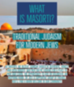Masorti Judaism Borehamwood