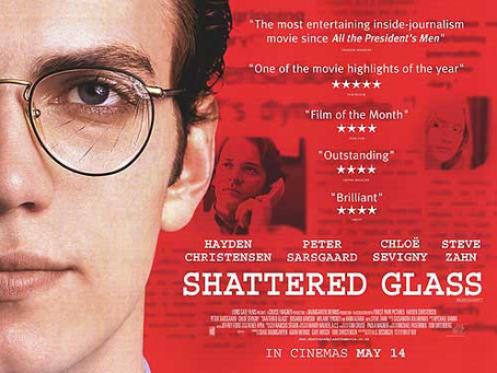 Film review: Shattered Glass