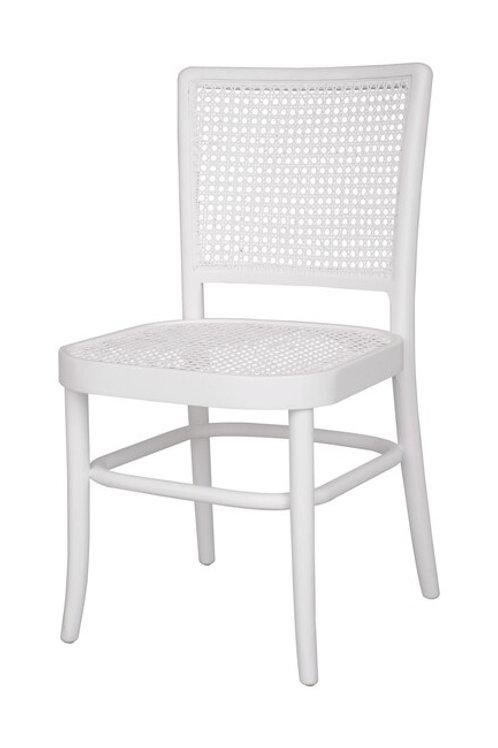 Palm Rattan Dining Chair
