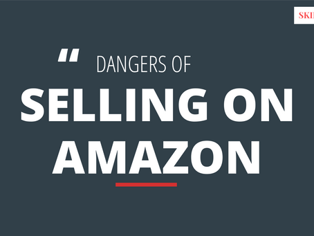 7 Dangers of Selling Products on Amazon