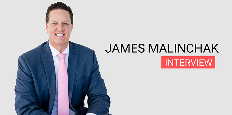 Interview: Celebrated Author and Speaker- James Malinchak