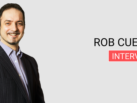 Interview with Rob Cuesta...Entrepreneur