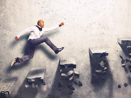 4 Steps To Overcome Life's Biggest Obstacles As An Entrepreneur