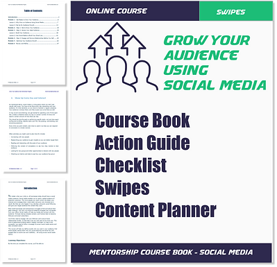 Grow Your Audience Using Social Media