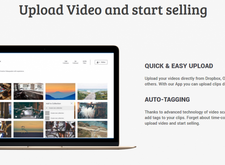 How To Sell Your Video Footage Online