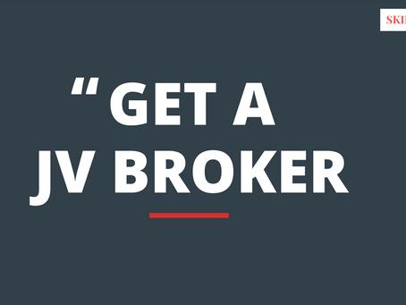 Avoid Affiliates With Huge Ego's. Get A JV Broker