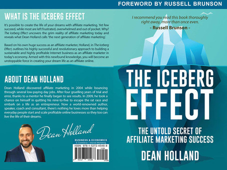 Get Your Free Copy of The Iceberg Effect
